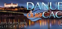 DANUBE duo CACIB Bratislava 24.-25.10.2015
