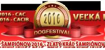 CACIB Veľká Ida 2.-3.7.2016