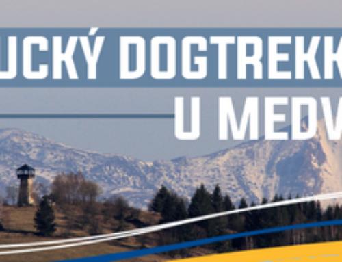 Kysucký dogtrekking u Medveďa 2016