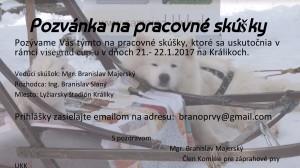 Pozvánka na pracovné skúšky - jana.rusinkova@gmail.com - Gmail