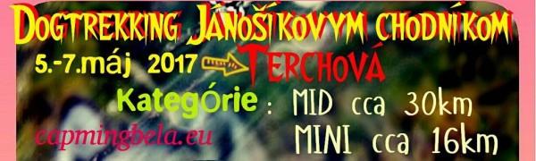 Dogtrekking Jánošíkovým chodníkom