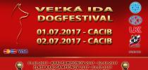 Dogfestival Veľká Ida 1.-2. 7. 2017